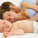 Поведение родителей влияет на физическую активность ребенка