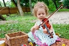 Развитие музыкальных способностей у ребенка