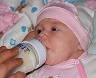 Как приготовить молочную смесь?