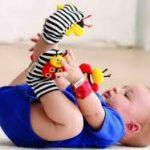 Развивающие игрушки для ребенка от 3 до 9 месяцев