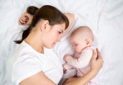 Как сохранить спокойствие после рождения ребенка
