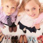 Детская обувь. Подбираем ребенку правильную обувь