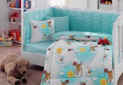 Детские одеяла: виды, материалы и стили для производства