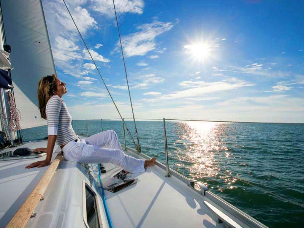 Особенности марин для яхт на внутренних водах