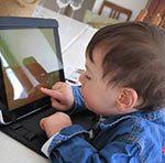 Игра для планшета поможет улучшить зрение у детей