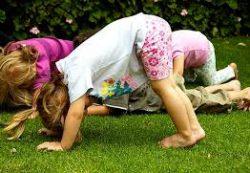 Утренняя зарядка для детей от 1 года 2 мес. до 1,5 лет