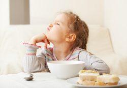 Дети с избирательным аппетитом подвержены депрессии