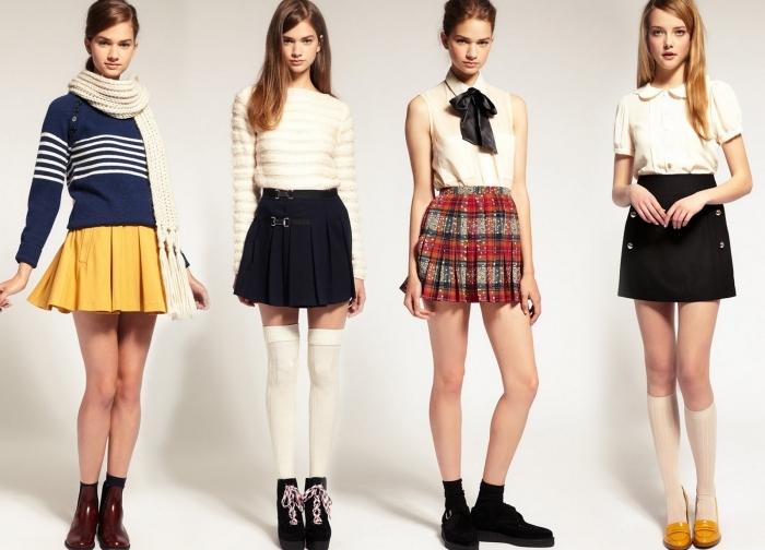 Огромный выбор модных юбок для девочек от ShopFox
