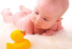 Гимнастика ребенка первого года жизни