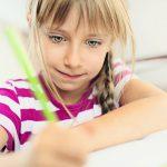 Дисграфия у ребенка