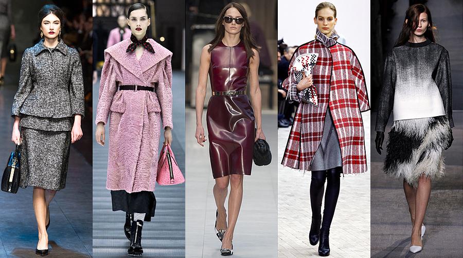 Модные тенденции осеннего сезона