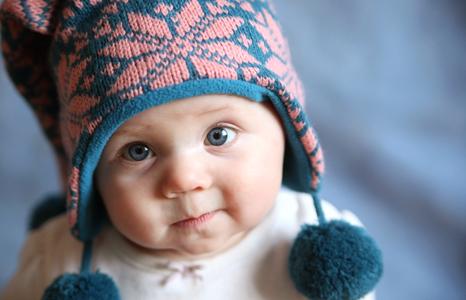 Как ухаживать за кожей ребенка в холодное время