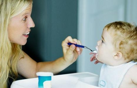 Введение прикорма. Про питание для малышей