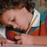 Не ругайте детей за плохой почерк