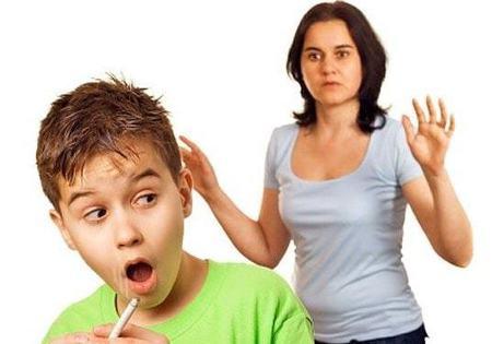 Что делать, если ребенок начал курить?