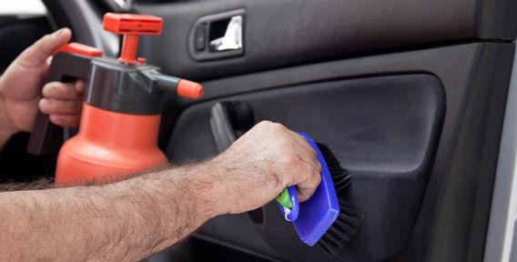 Чистка салона автомобиля своими руками