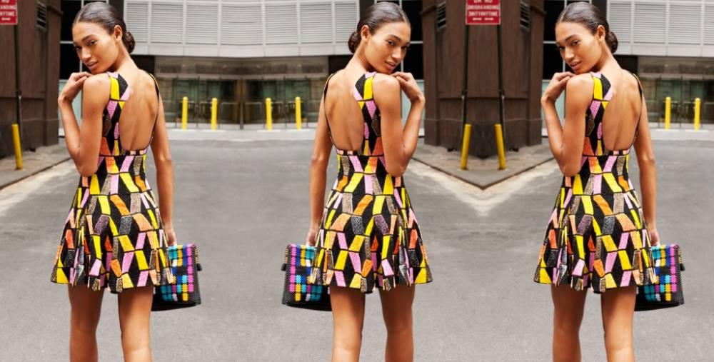 Африканский стиль одежды