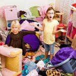 Научить ребенка убираться в своей комнате - это просто