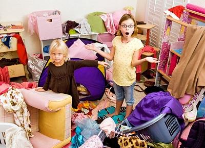 Научить ребенка убираться в своей комнате — это просто