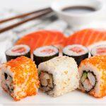 Самые вкусные суши в Алматы от Pizza Sushi Man