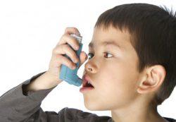 Дети с астмой подвержены высокому риску развития ожирения