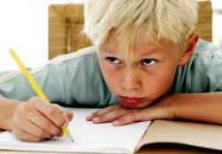 Дисграфия у ребенка: не ругаем, а помогаем