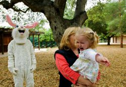 Страхи у детей дошкольного и школьного возраста