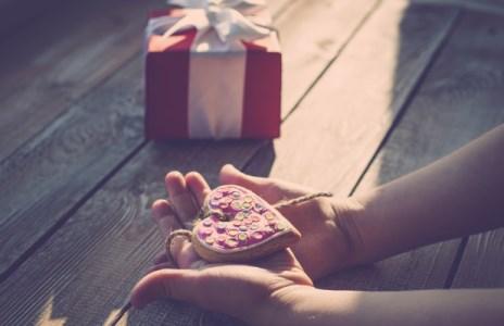 Подарки, которые можно сделать вместе с ребенком