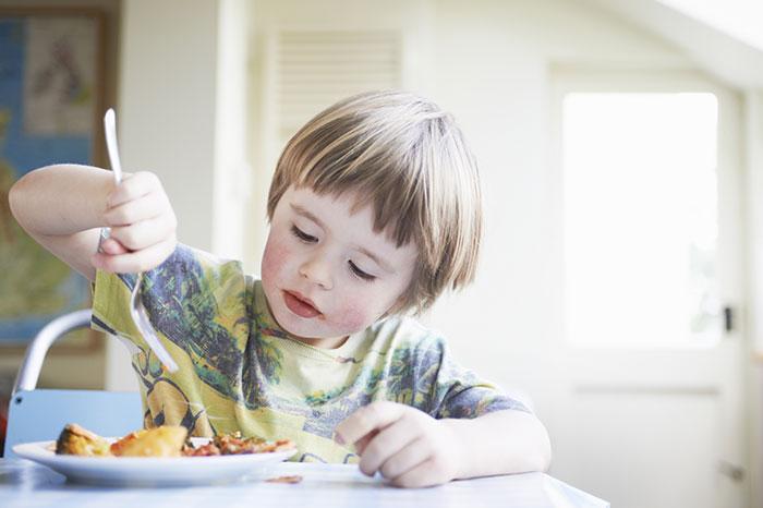 Накормить и успокоить:еда для гиперактивного ребенка