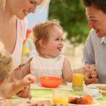 Правильный ужин для малыша после года