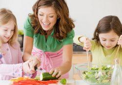 Основы правильного воспитания девочки