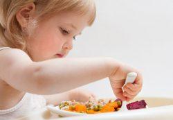 Правильный обед малыша
