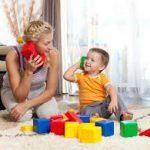 Как дети учатся играть?