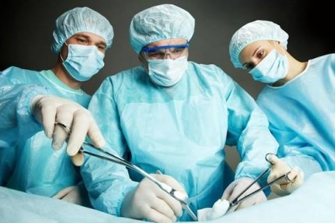 Операция искусственного прерывания беременности