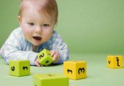Развитие памяти у малышей