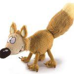 Мягкая игрушка Лисичка от Момотата – радость малыша и помощник родителей