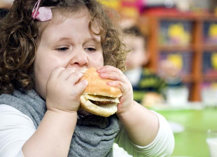 Дети с ожирением должны проводить больше времени на свежем воздухе