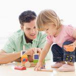 Как играть с детьми в развивающие игры