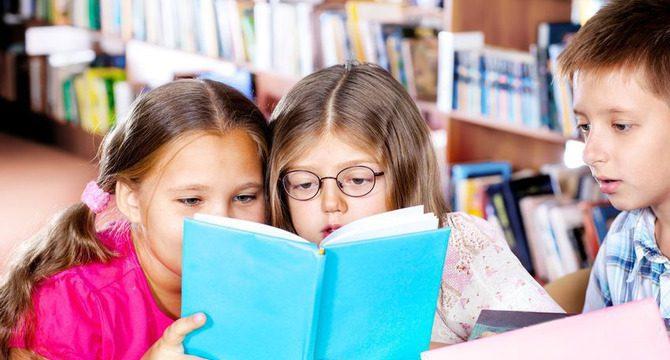 Библиотека и ребенок: нужна или нет?