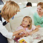 7 советов как пережить перелет с детьми