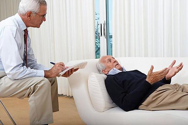 Психотерапевт на дом