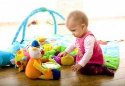 Игрушки ребенка от 1 года до 2 лет