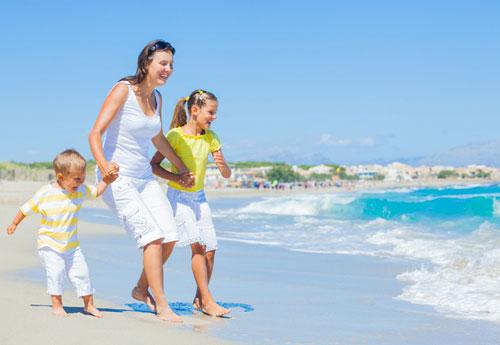 Чтобы отдых с детьми на море был удачным…