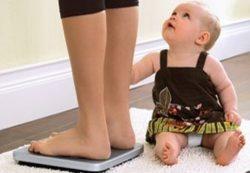 7 причин, которые не дают похудеть после родов
