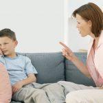 Вопросы воспитания подростка