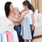 Правила выбора одежды для ребенка