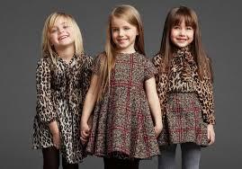 Детская мода: последние тренды