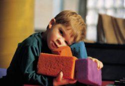 Утомление у детей: причины и лечение
