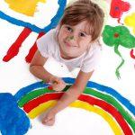 Как воспитать творческого ребенка
