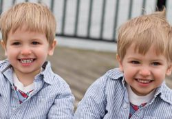 Проблемы психологического и физического развития близнецов